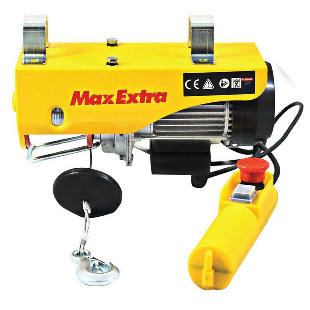 MAX-EXTRA ELEKTRİKLİ MİNİ VİNÇ 125/250 KG.