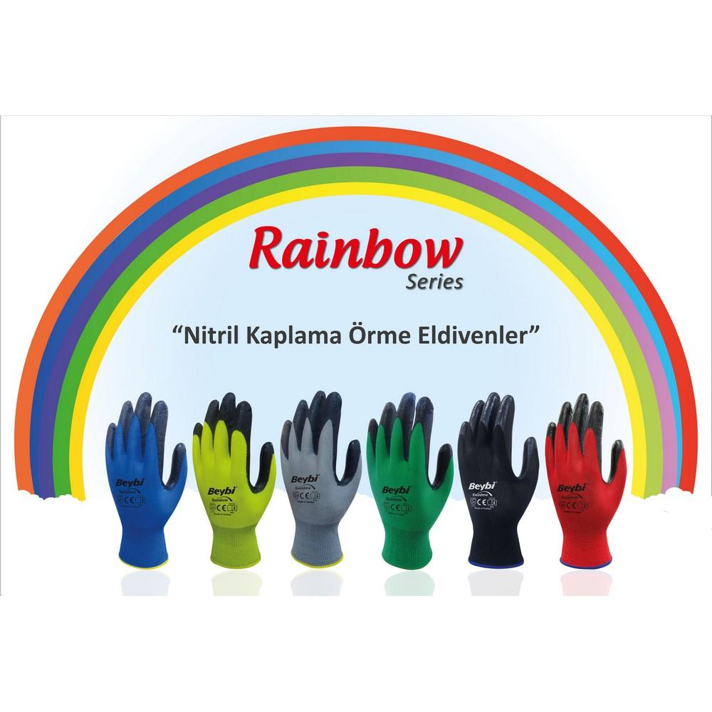 Beybi  EL-K7 Rainbow Serisi  Boy-10