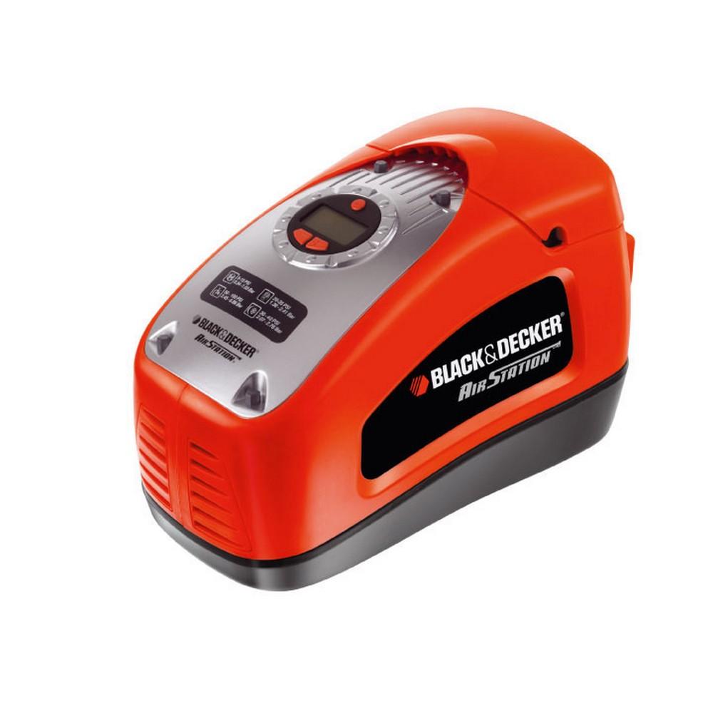 Black&Decker ASI300 Hava Pompası 160 PSI AC/DC