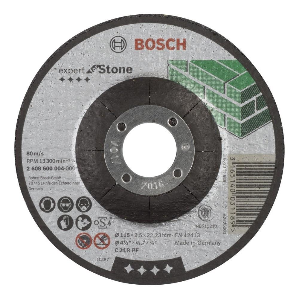 Bosch 115*25 mm Expert for Stone Bombeli
