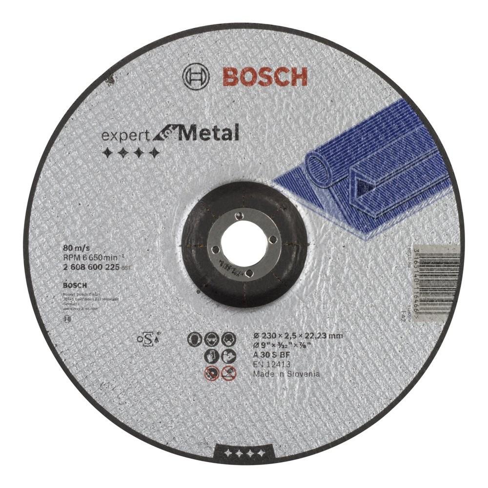 Bosch 230*25 mm Expert for Metal Bombeli