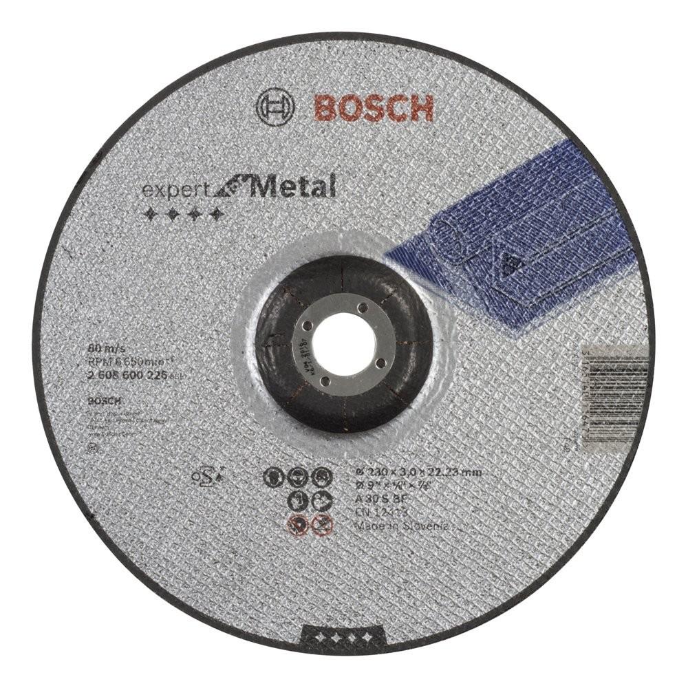 Bosch 230*30 mm Expert for Metal Bombeli