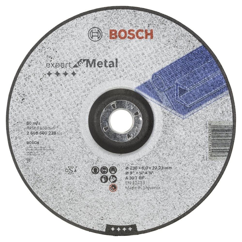 Bosch 2608 60 0228 230x60 mm Expert for Metal