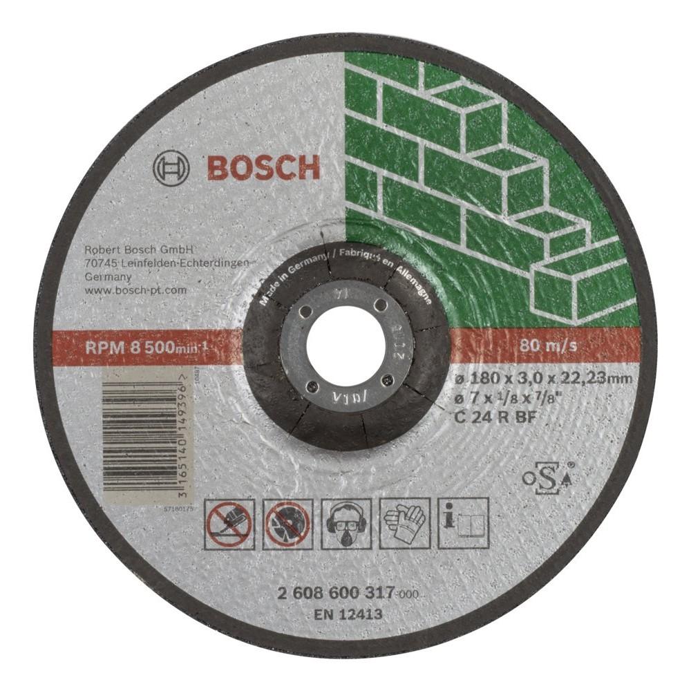 Bosch 180*30 mm Expert for Stone Bombeli