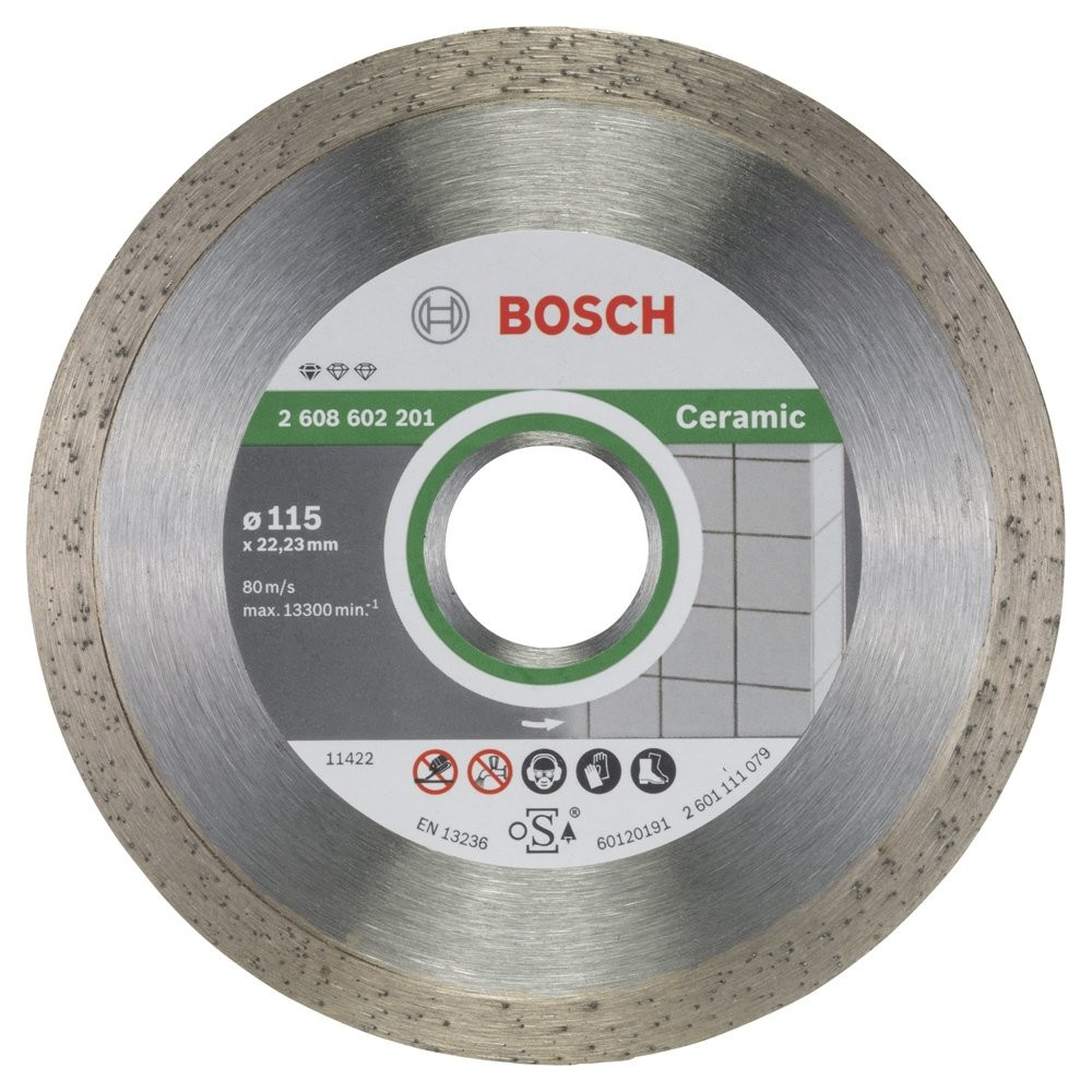 Bosch Standard for Ceramic 115 mm