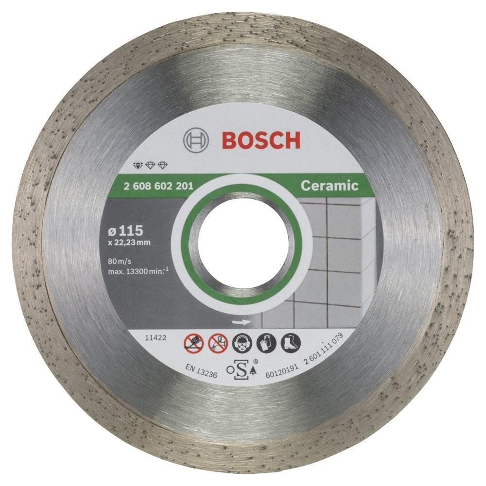 Bosch Standard for Ceramic 115 mm