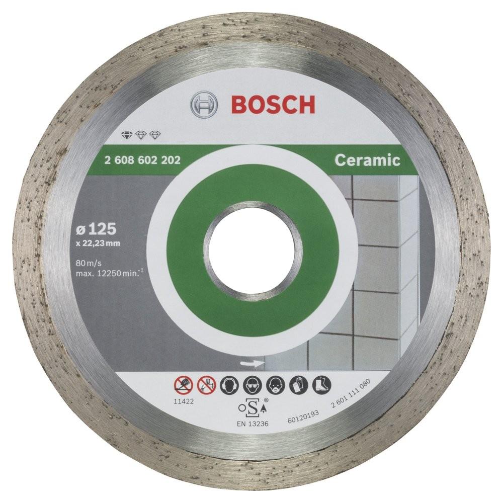 Bosch Standard for Ceramic 125 mm