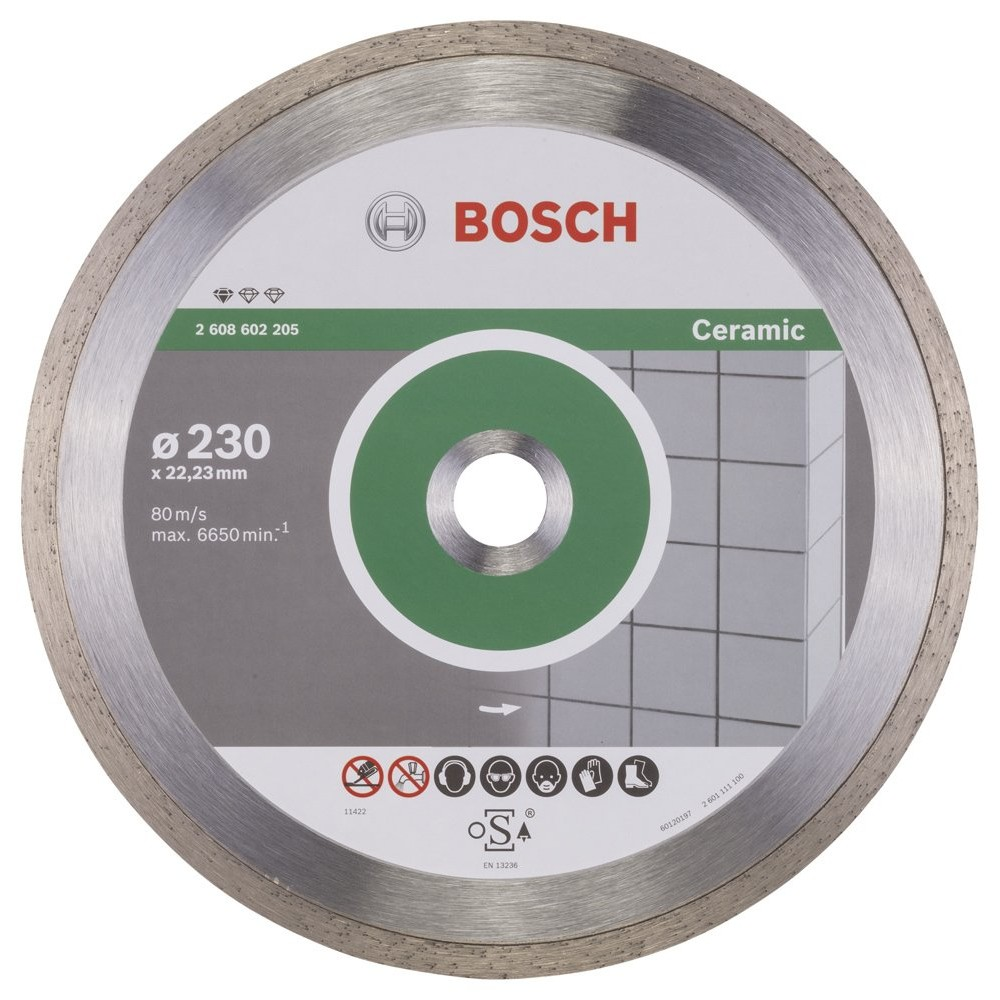 Bosch Standard for Ceramic 230 mm