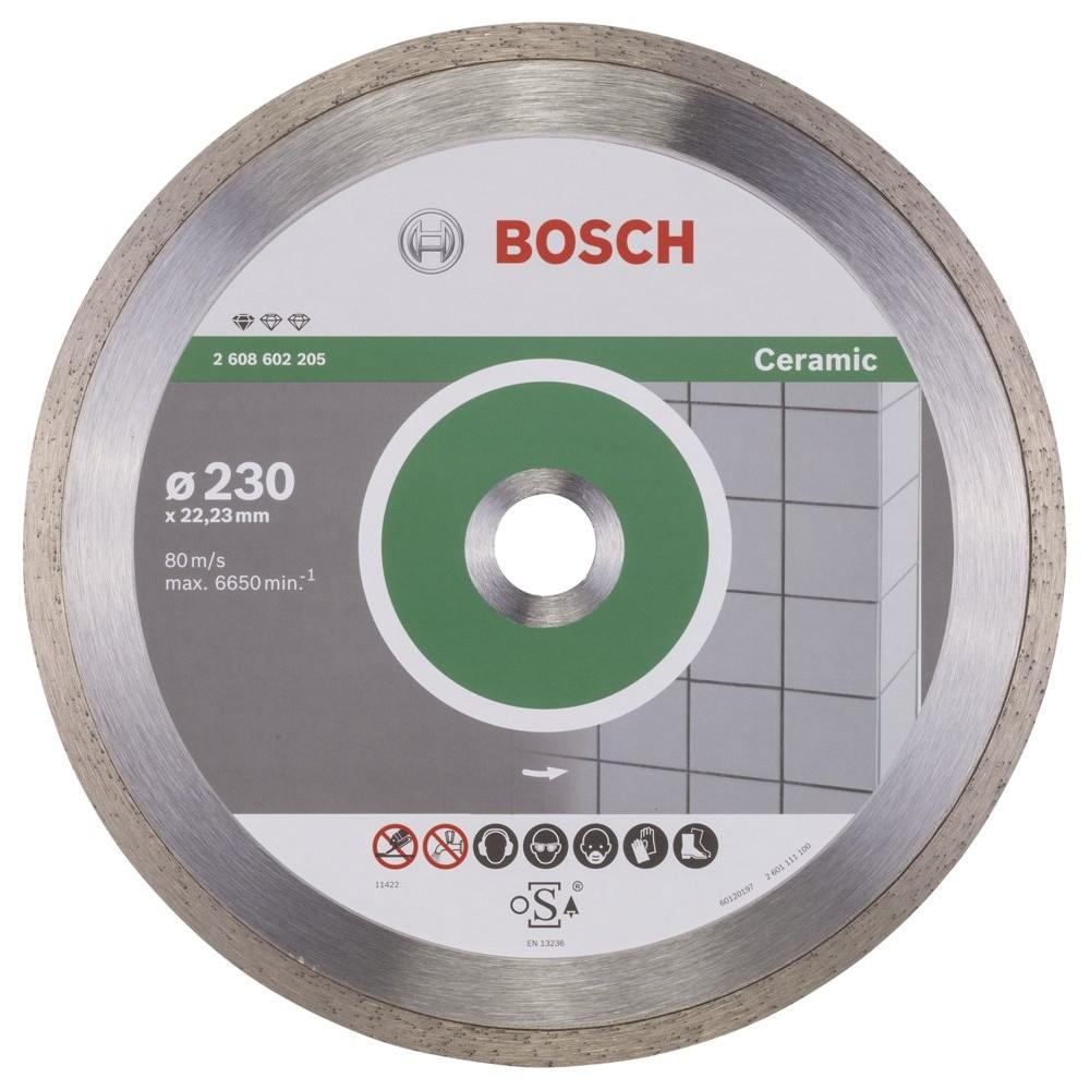 Bosch Standard for Ceramic 230 mm