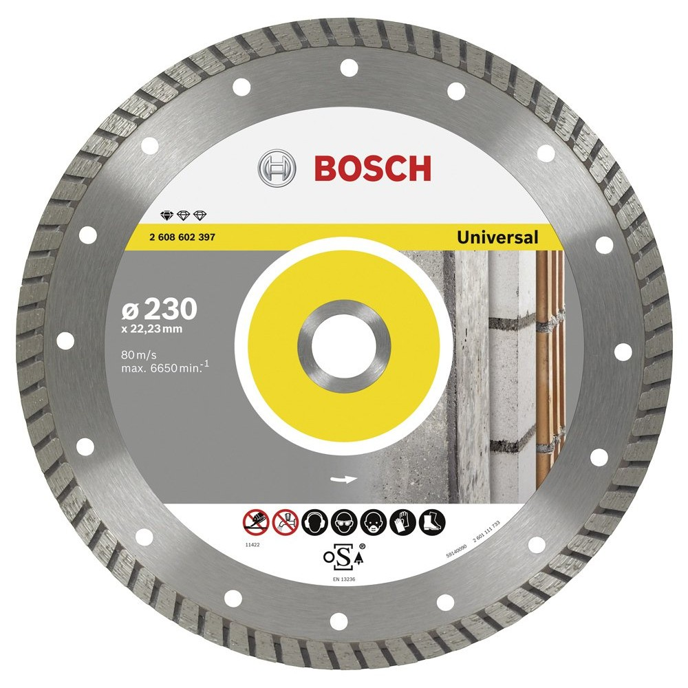 Bosch Standard for Universal Turbo 115 mm