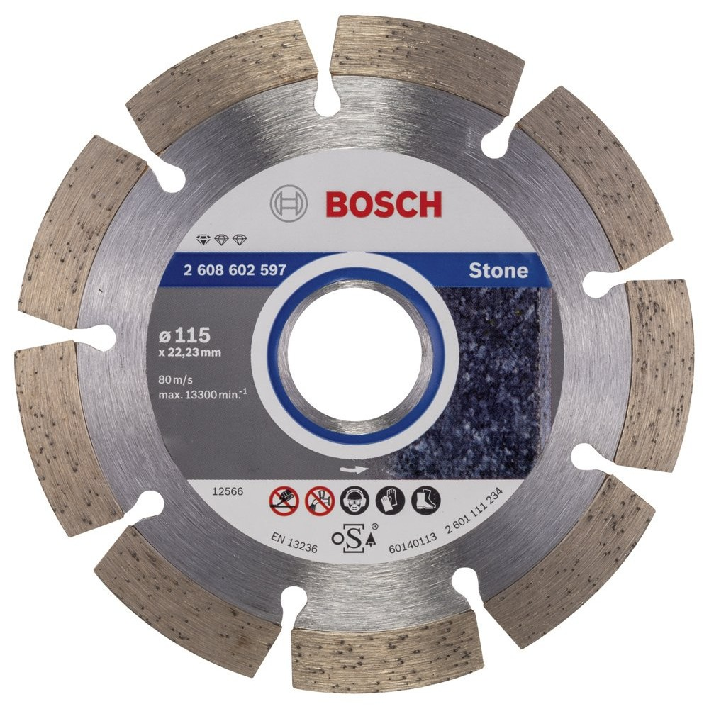 Bosch Standard for Stone 115 mm