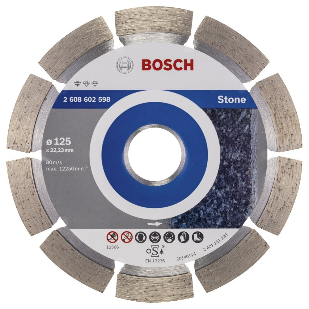 Bosch Standard for Stone 125 mm