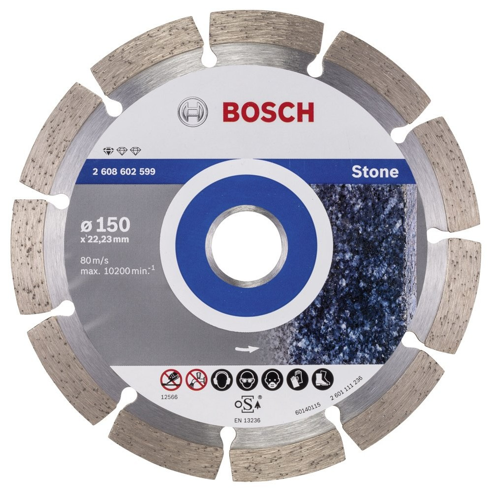 Bosch Standard for Stone 150 mm