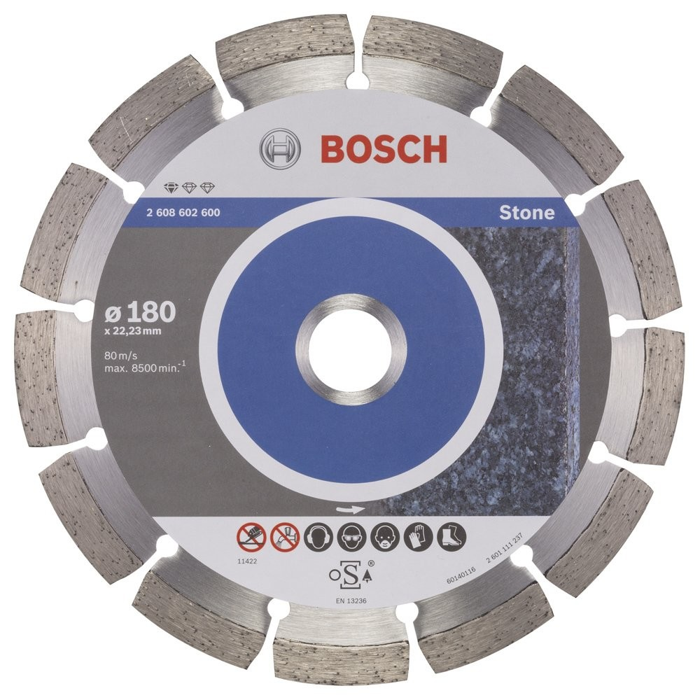 Bosch Standard for Stone 180 mm