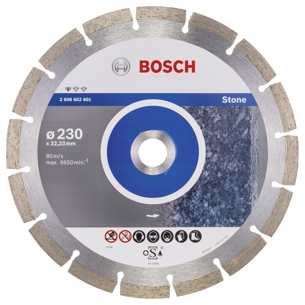 Bosch Standard for Stone 230 mm