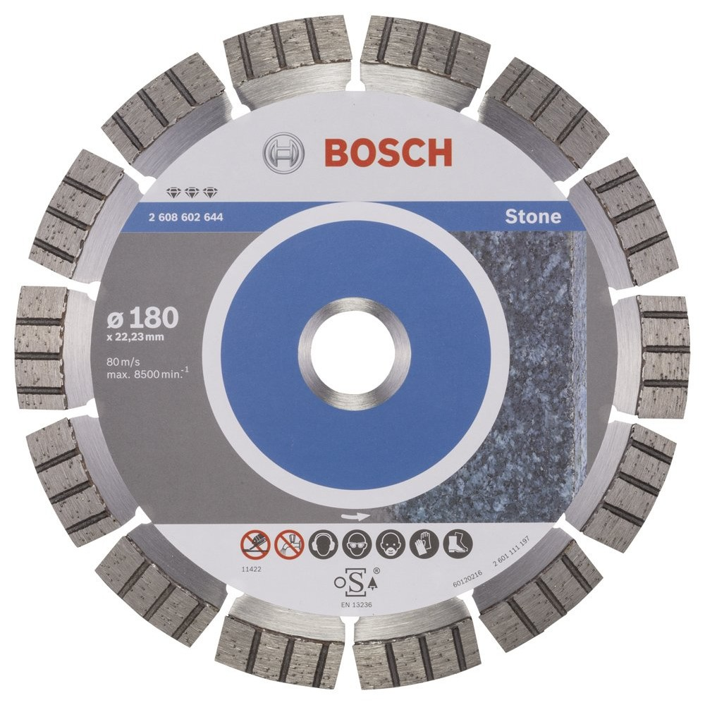 Bosch Best for Stone 180 mm
