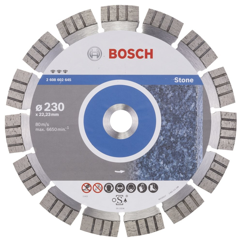 Bosch Best for Stone 230 mm