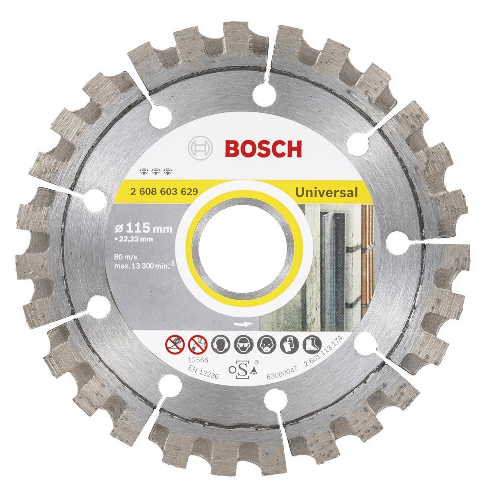 Bosch Best for Universal and Metal 115 mm