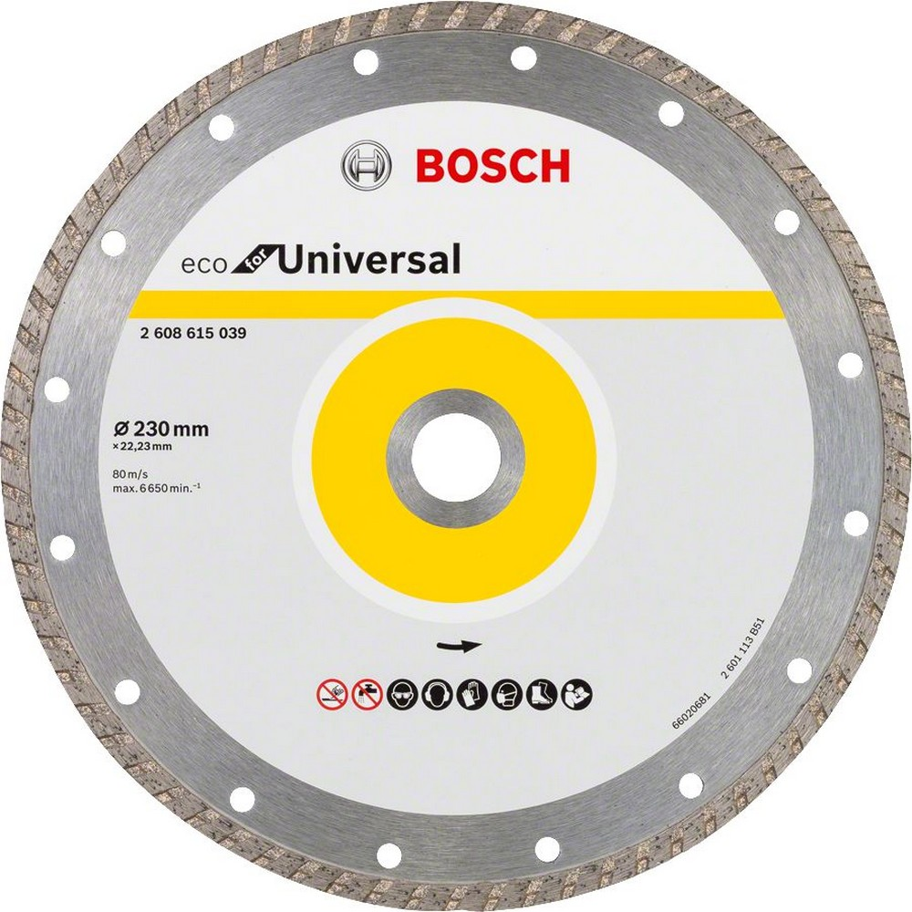 Bosch Eco for Universal 230 mm Turbo