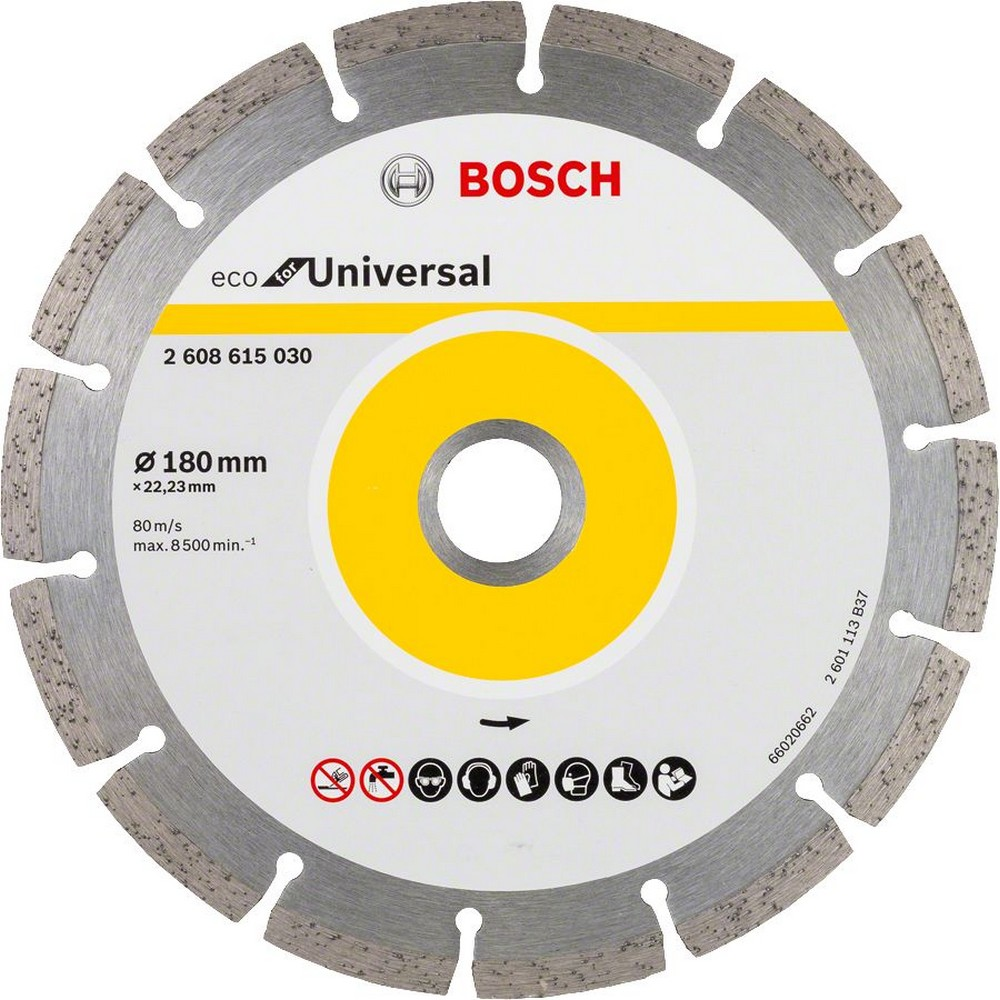 Bosch 9+1 Eco for Universal 180 mm