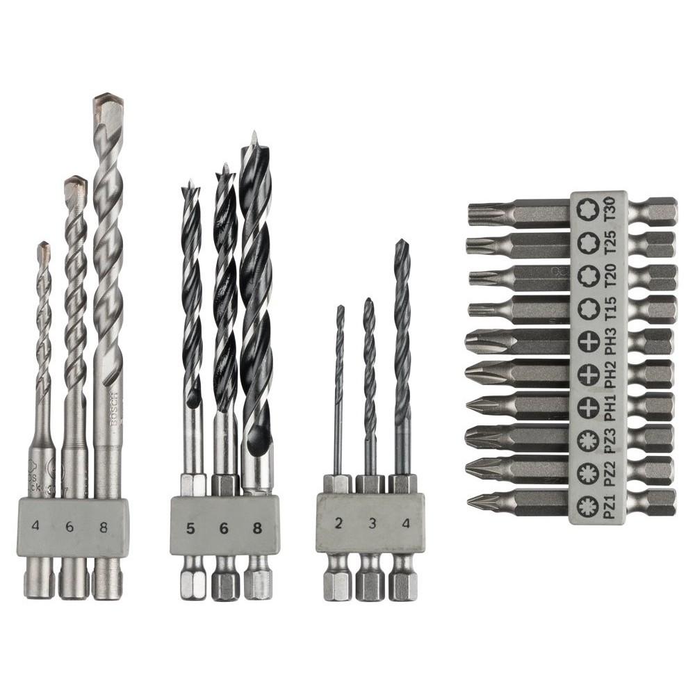 Bosch 2609256989 UNEO Set Matkap Seti