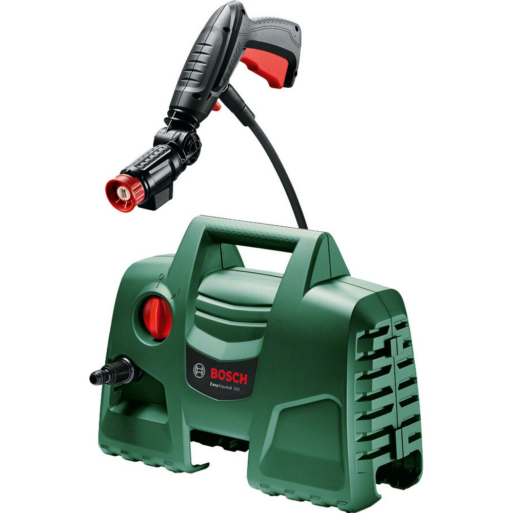 Bosch Easy Aquatak 100 Yüksek Basınçlı Yıkama Makinesi (0 600 8A7 E01)