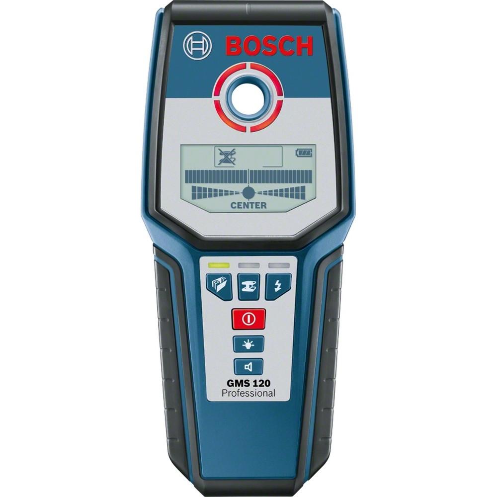 Bosch GMS 120 Professional Metal Tarama Cihazı