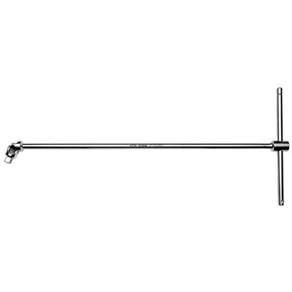 Ceta-Form 3/8 T Saplı Oynar Başlı Lokma Kolu 500 mm