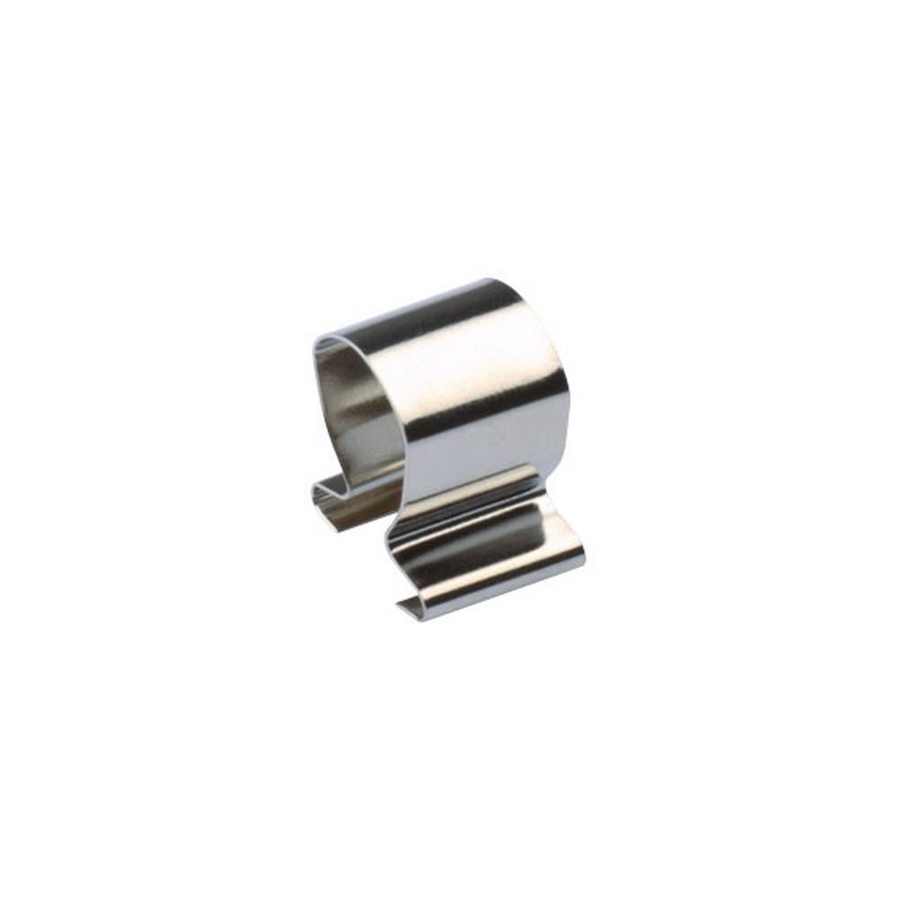 Ceta-Form 1/2 inç Lokma Klipsi Lokma Rayları İçin 10 adet