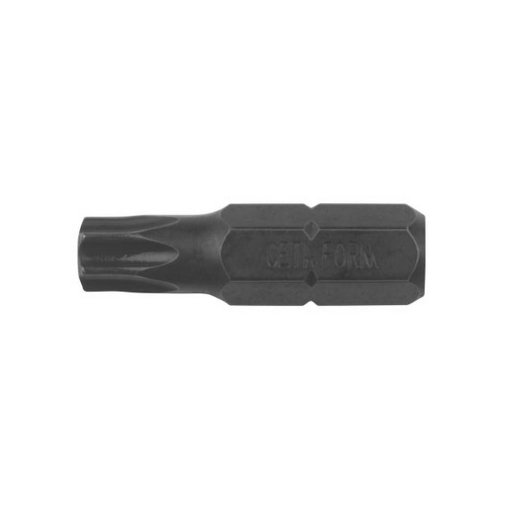 Ceta Form TORX Bits Uç Darbeli Kullanım 5/16 inç T45 x 30 Mm