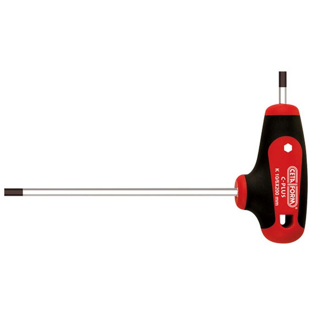Ceta-Form T Saplı Allen Anahtar- 4 mm