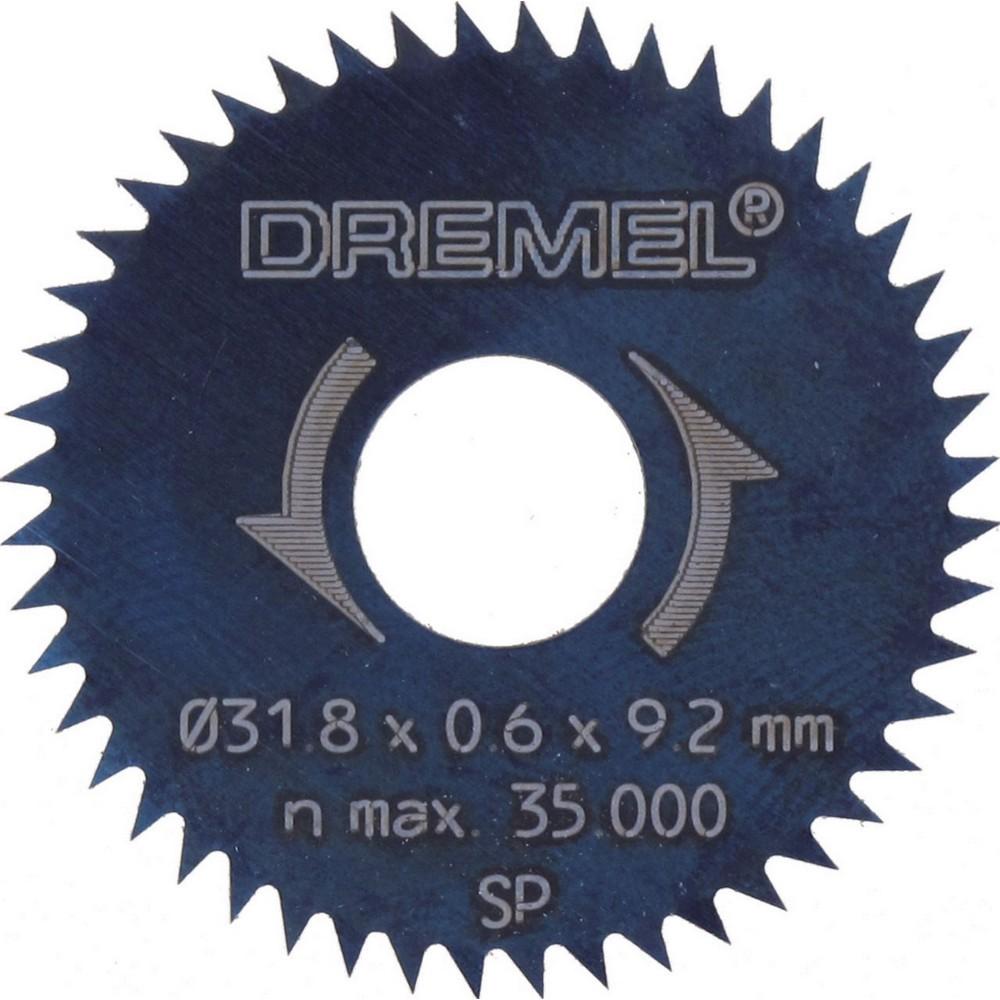 DREMEL® Yarık/Çapraz Kesim Bıçağı 318 mm (546)