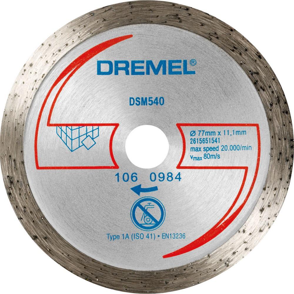 Dremel  DSM20 elmas fayans kesme diski (DSM540)