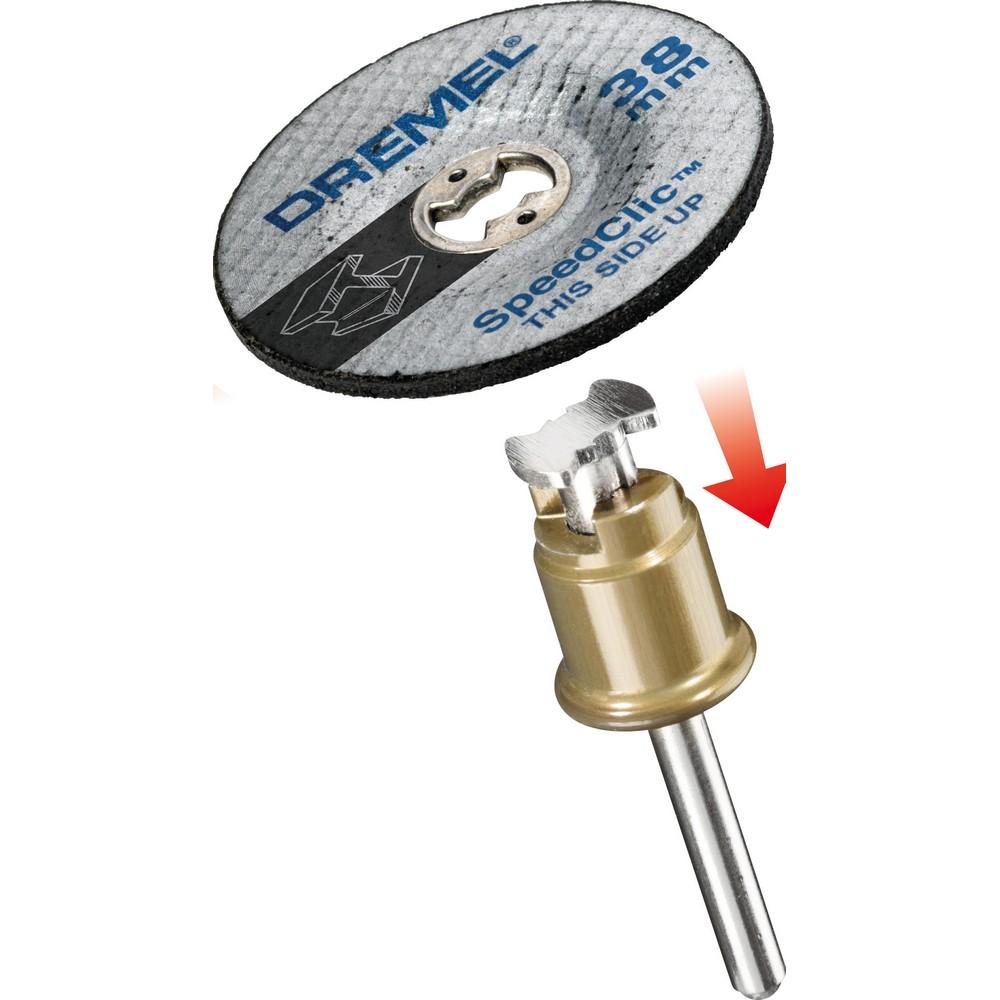 DREMEL® EZ SpeedClic Taşlama diskleri (SC541)
