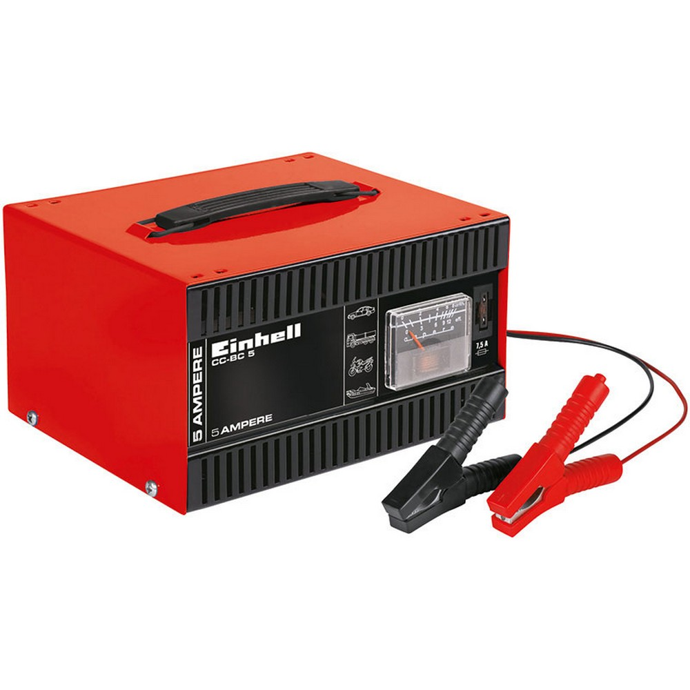 Einhell CC-BC 5 Akü Şarj Cihazı 12 Volt