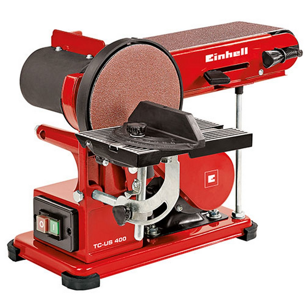Einhell TC US 400 Tezgah Zımpara 375 Watt