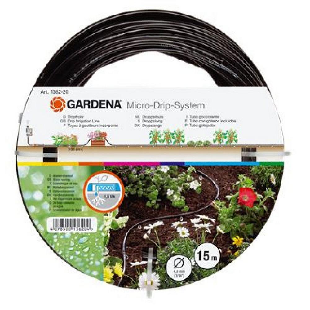 Gardena 01362 Yer Üstü Damlama Sulama Sistemi (15 Metre)