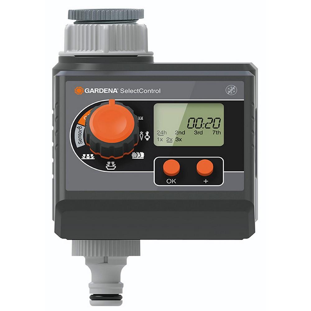 Gardena 01885- Sulama Bilgisayarı Select Control