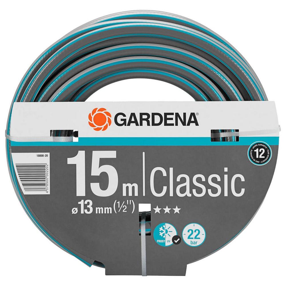 Gardena 18000- Classic Hortum ( 15M Palet - ½