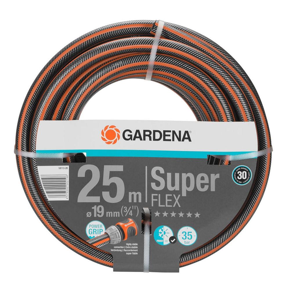 Gardena 18113-20 Su Hortumu Superflex 12x12 3/4