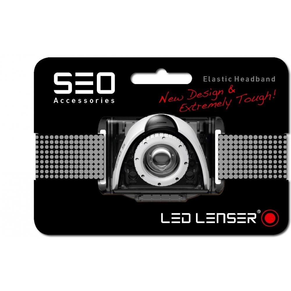 Led Lenser 0375 Kafa Bandı