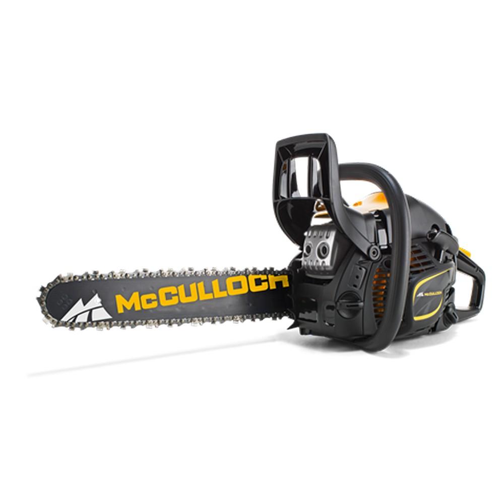 McCulloch CS 450 ELITE Benzinli Testere Ağaç Kesme Makinası