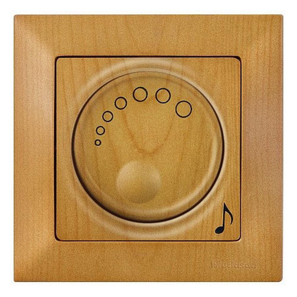 Mutlusan Candela Müzik Yayın Anahtarı Meşe