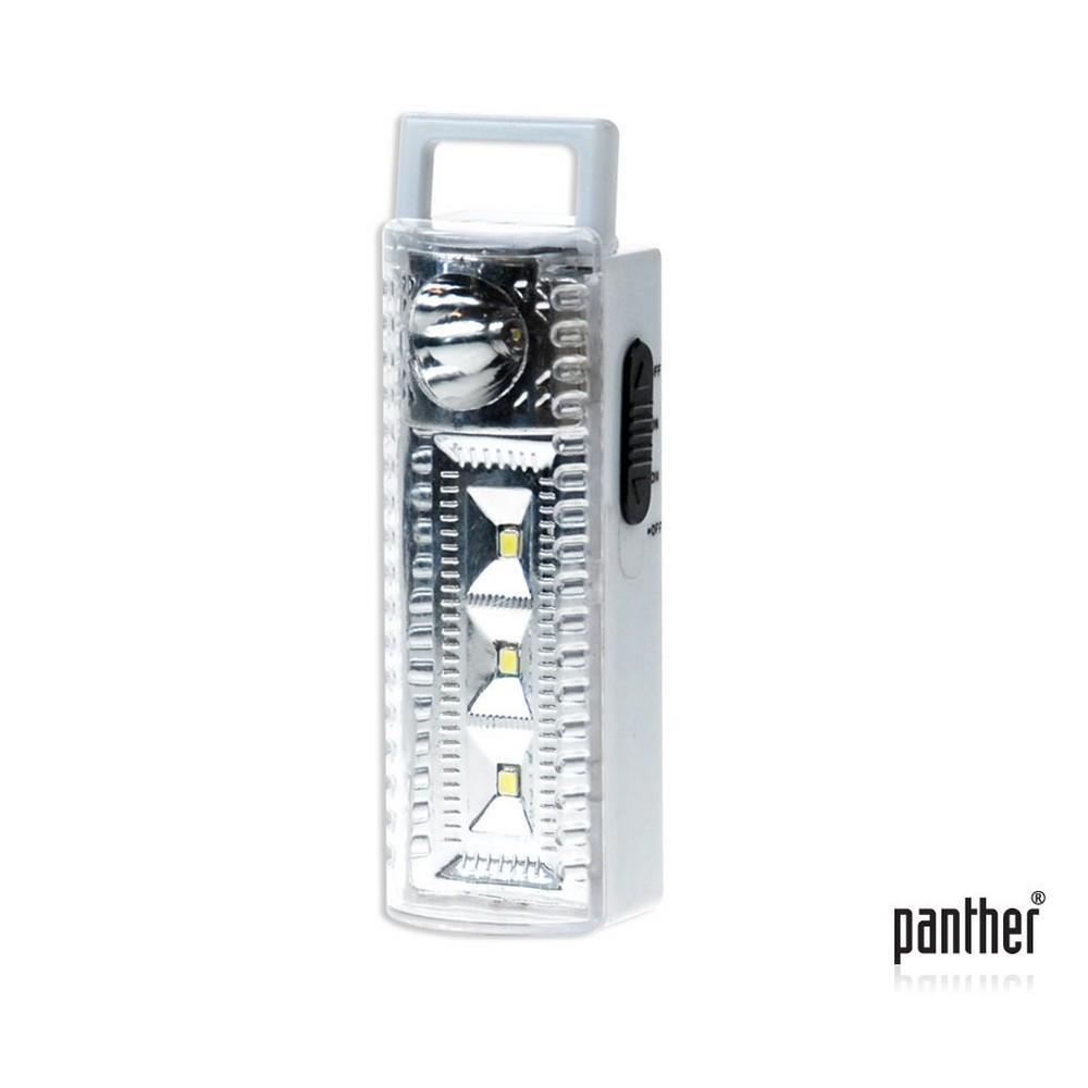 Panther PT-7370 Pille Çalışan Mini Işıldak