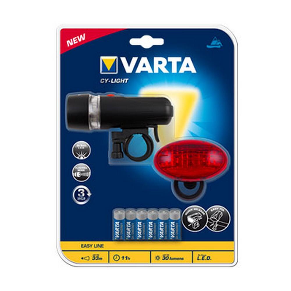 Varta 15803101421 CY-LIGHT BISIKLET FENERI