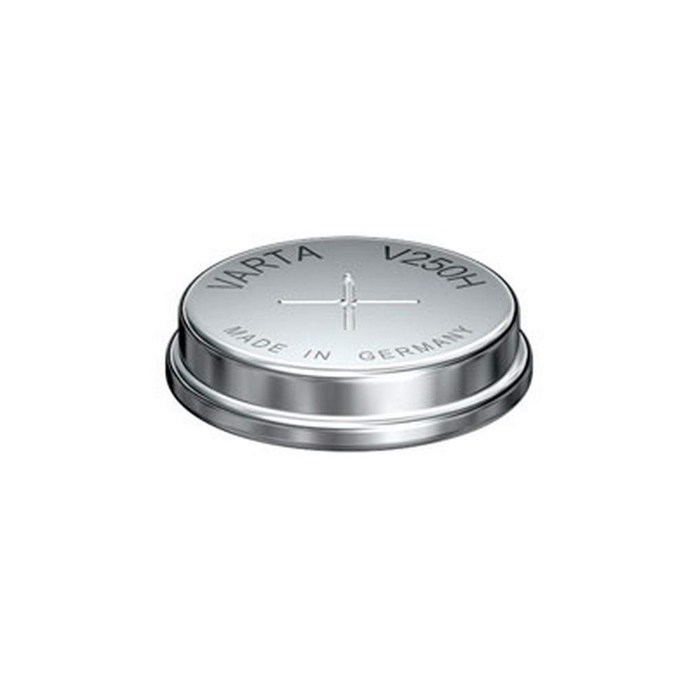 Varta V250H 1.2V Şarjlı Buton Pil