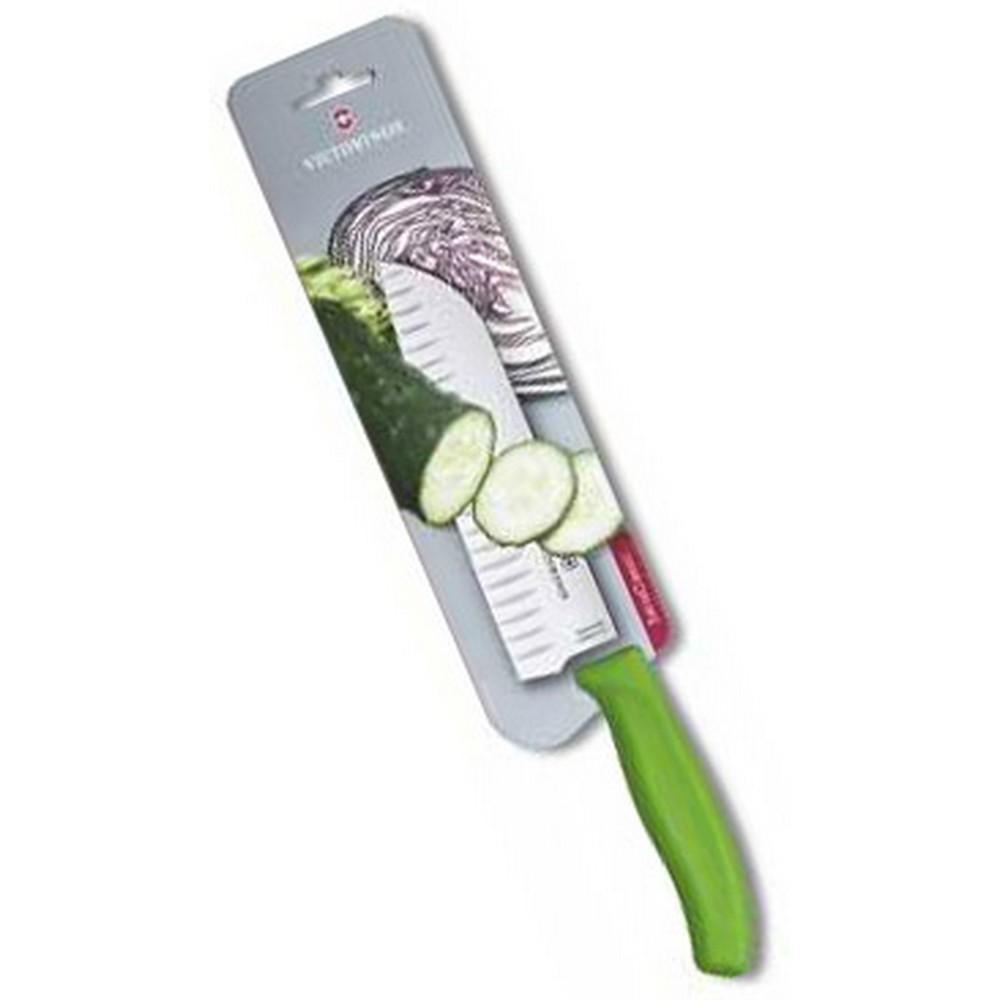 Victorinox 6.8526.17L4B Blisterli Santoku Bıçağı