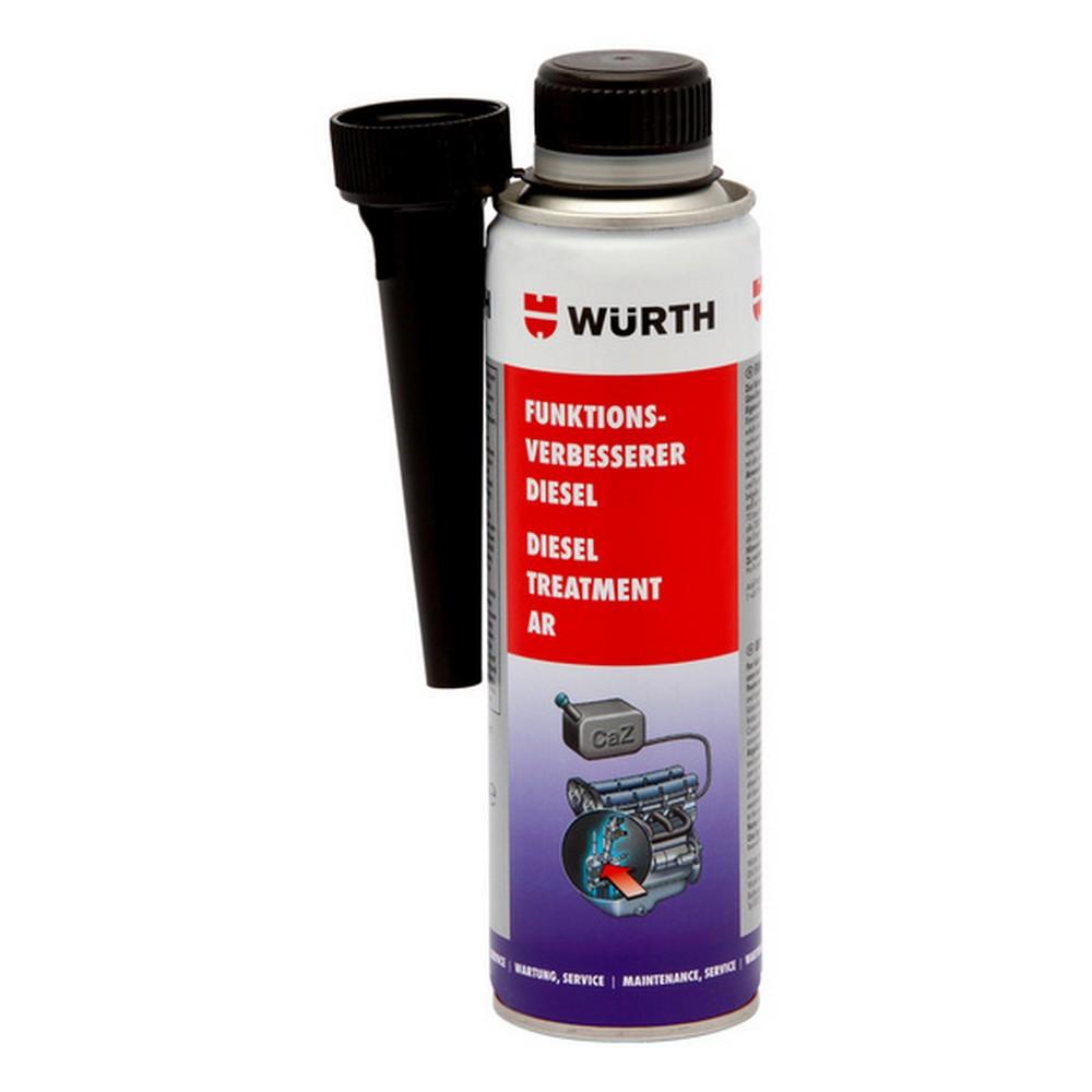 Würth Dizel Motor Yakıt Katkısı ve Enjektör Temizleyici - 300 mL
